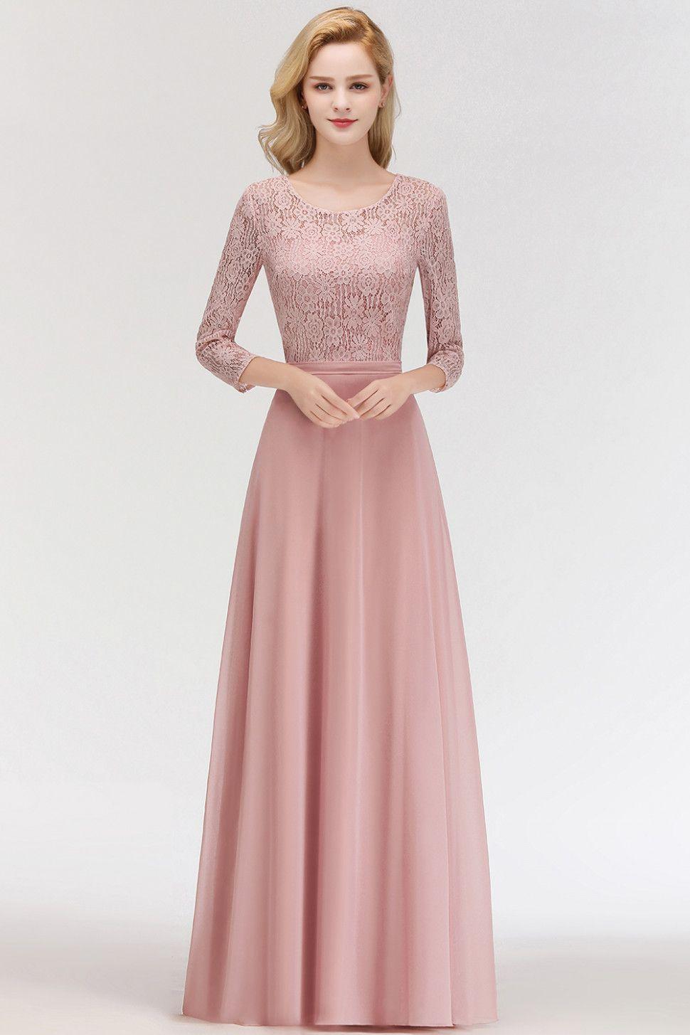 10 Kleid Altrosa In 2020 Brautjungfernkleid Kleid Spitze Schnittmuster Abendkleid