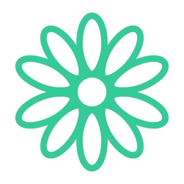 Pin by CuttableDesigns on Flowers and Nature | Flower svg, Daisy