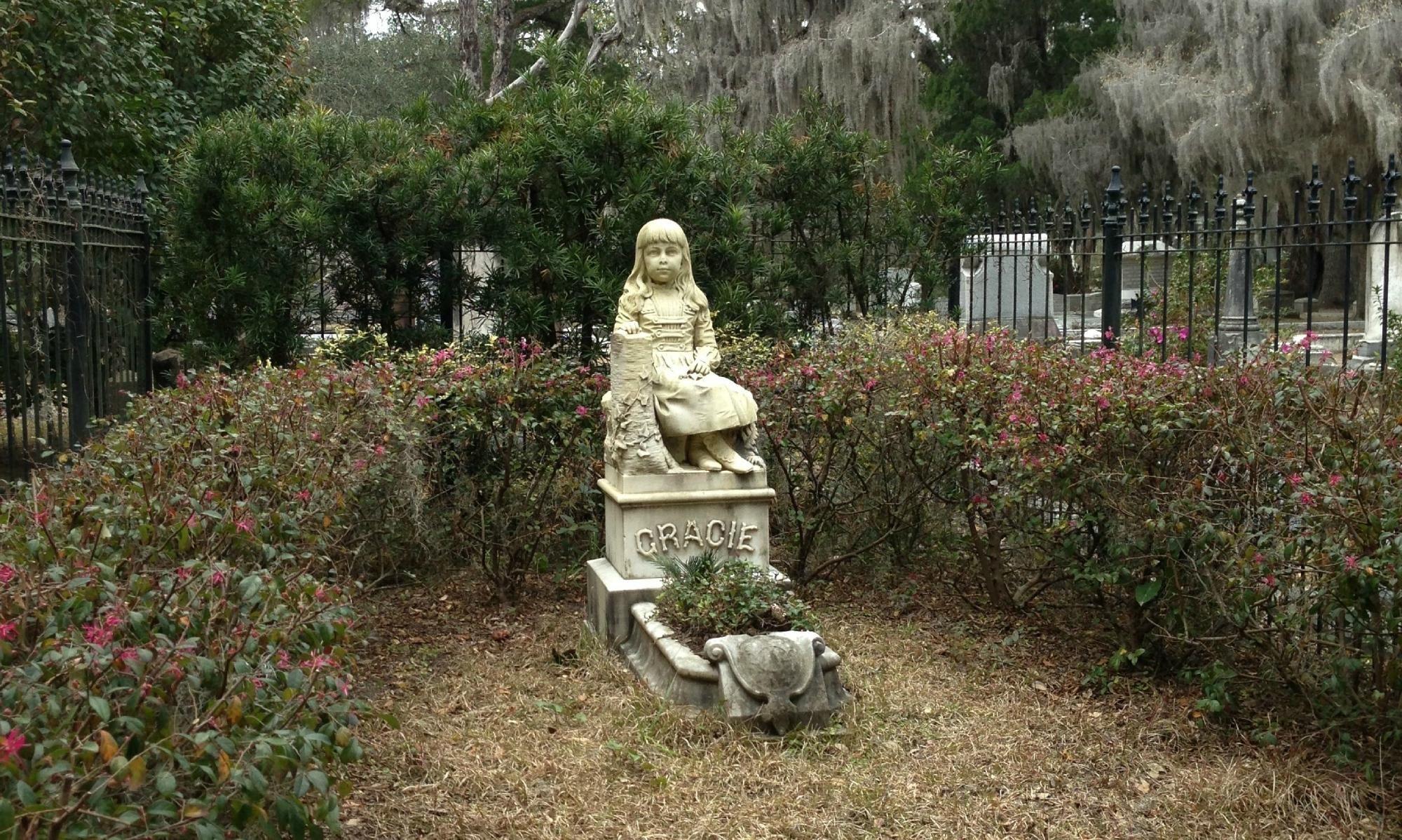 Gracie Watson,Bonaventure Cemetery (Savannah, GA): Hours, Address ...