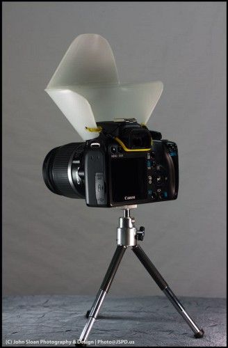 Another DIY pop up flash diffuser. This works great, is ...