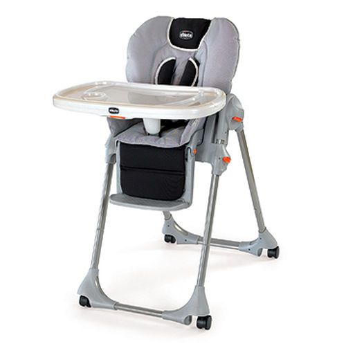 The Polly Highchair S Seven Height Positions Three Reclining Positions And One Hand Tray Removal Make Th High Chair Folding High Chair Favorite Baby Products