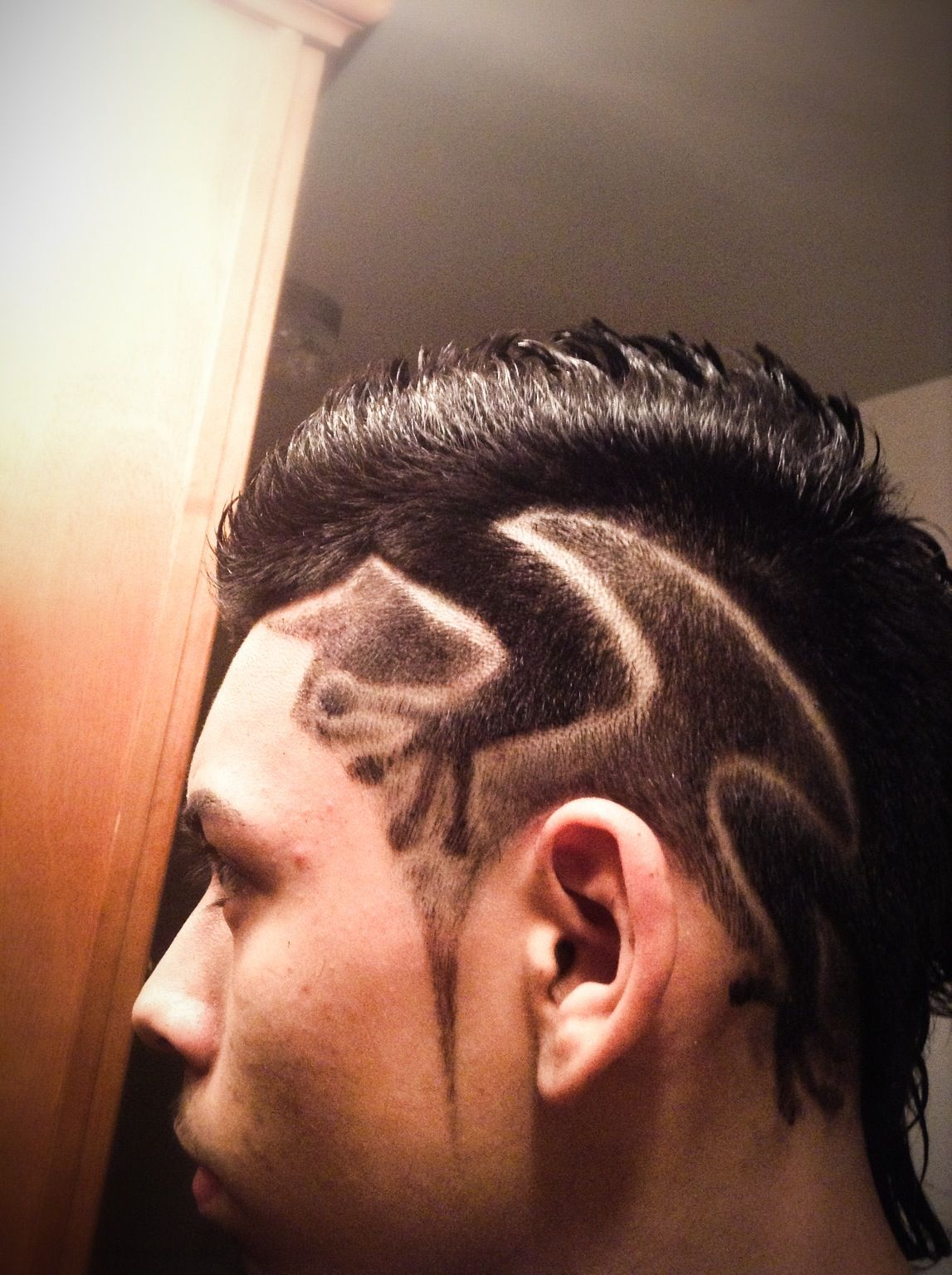 Mohawk Lizard Short Hair Trends Boy Hairstyles Boys Haircuts