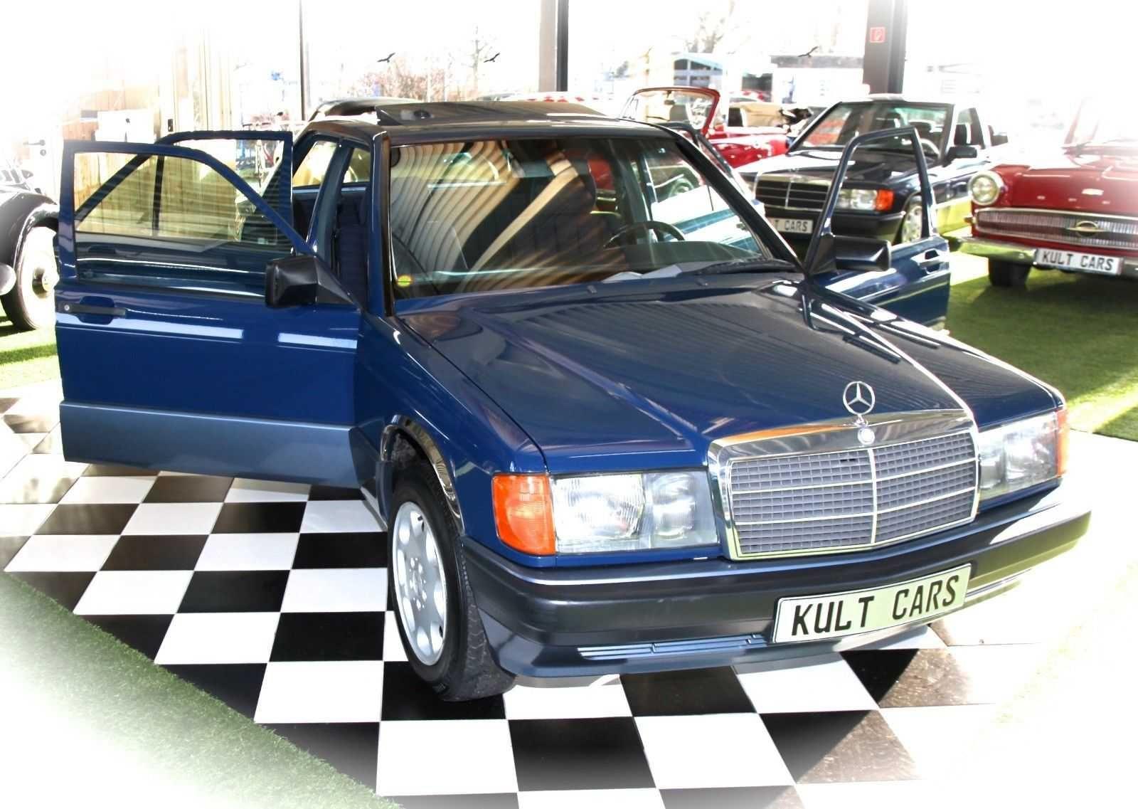 Mercedes Benz 190 Diesel W201 Youngtimer aus1989 190d fast Oldtimer   Check more at https://0nlineshop.de/mercedes-benz-190-diesel-w201-youngtimer-aus1989-190d-fast-oldtimer/