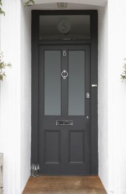 Rusty Metal Door how to restore a rusted metal door | rust, exterior and doors