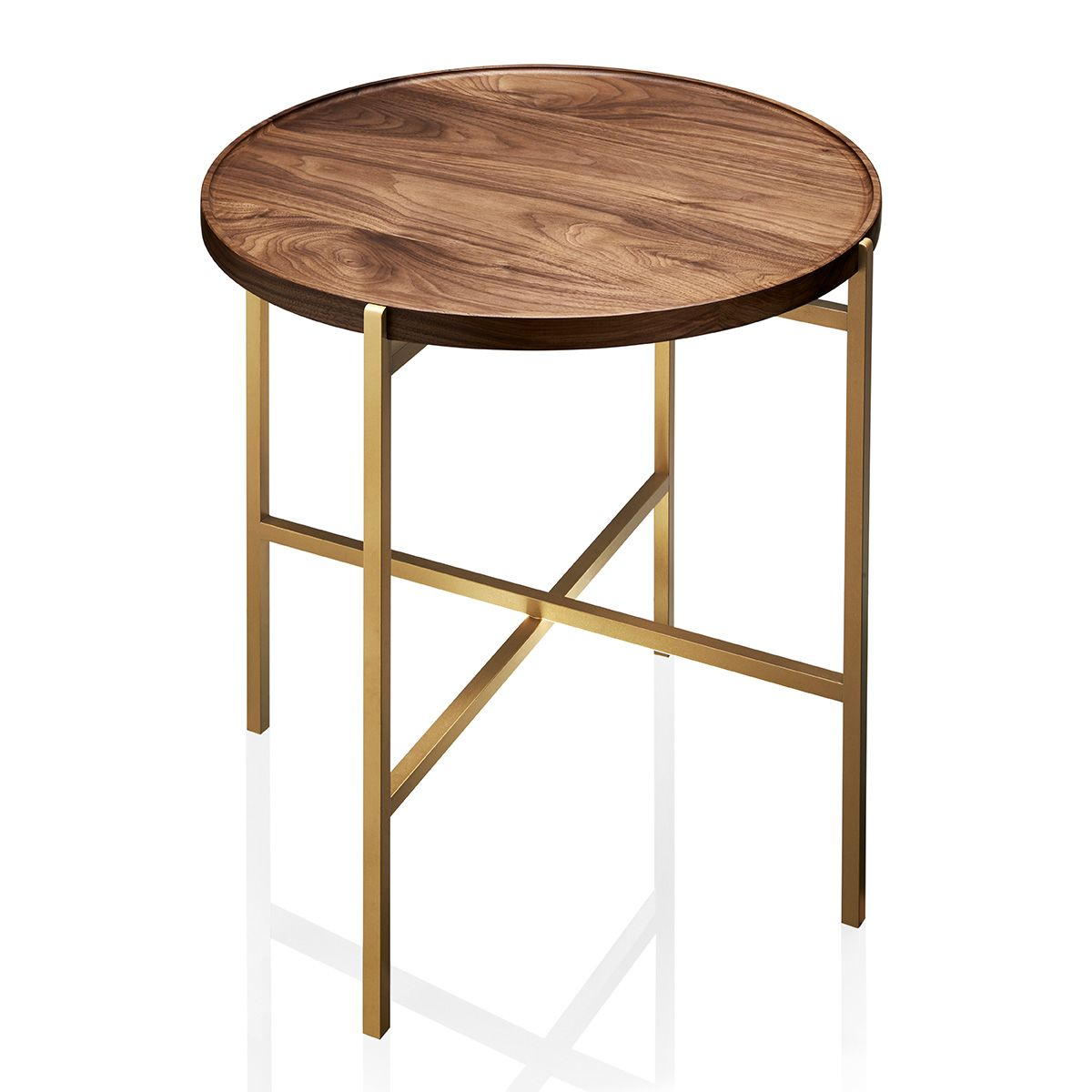 Table Walnut Wood 1a Web Jpg Side Table Table Side Table Design