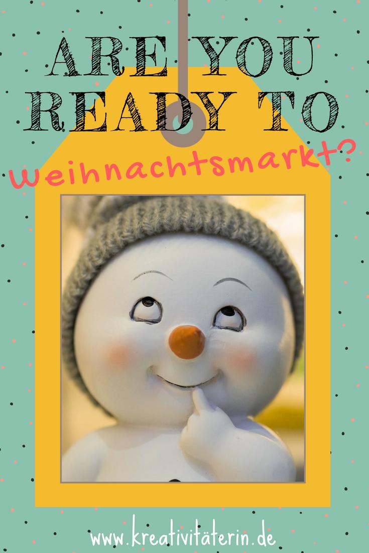 Are you ready to Weihnachtsmarkt | Pinterest | Verkaufsstand ...