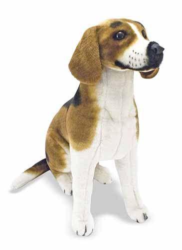 Melissa Doug Giant Beagle Looks Startlingly Like One Of My
