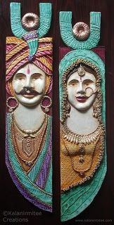 3d clay mural mural pinterest for 3d mural art in india