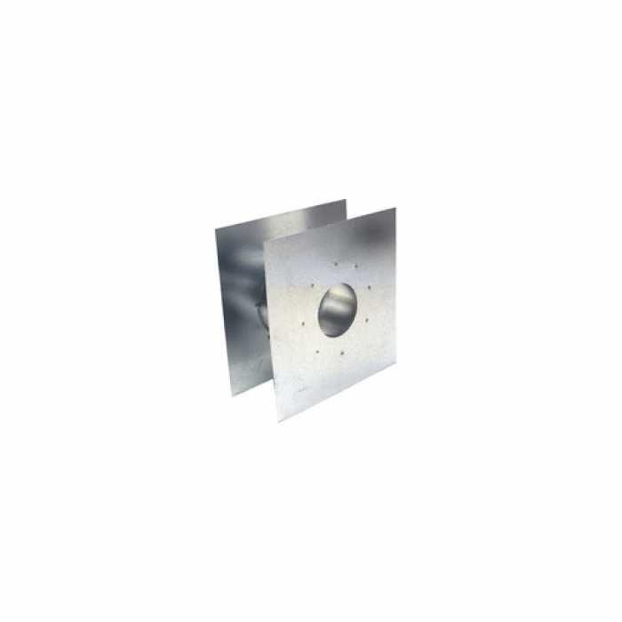 Z Flex 4 Z Vent Adjustable Wall Thimbles 10 X 10 Vented Heating Equipment