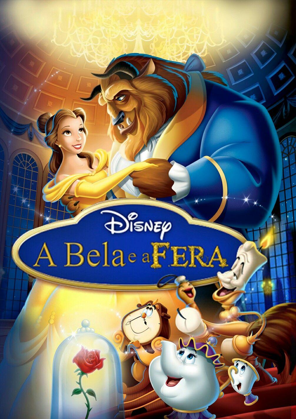Filmes De Princesas Bela E O Monstro Filmes