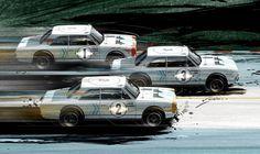 Mision Argentina - Nurburging 1969 Torino 380w