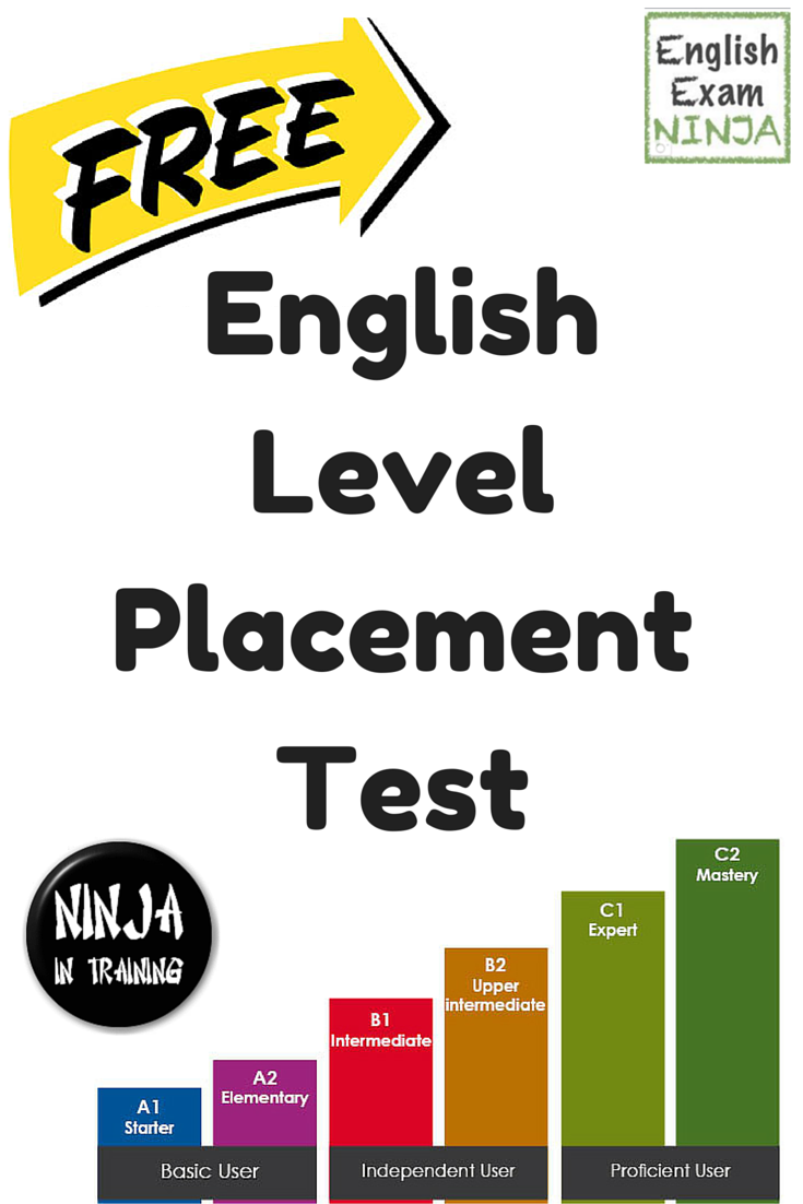 English LevelPlacementTest | Teaching | English exam