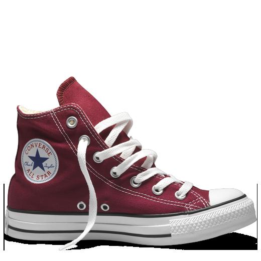 Maroon converse, Converse
