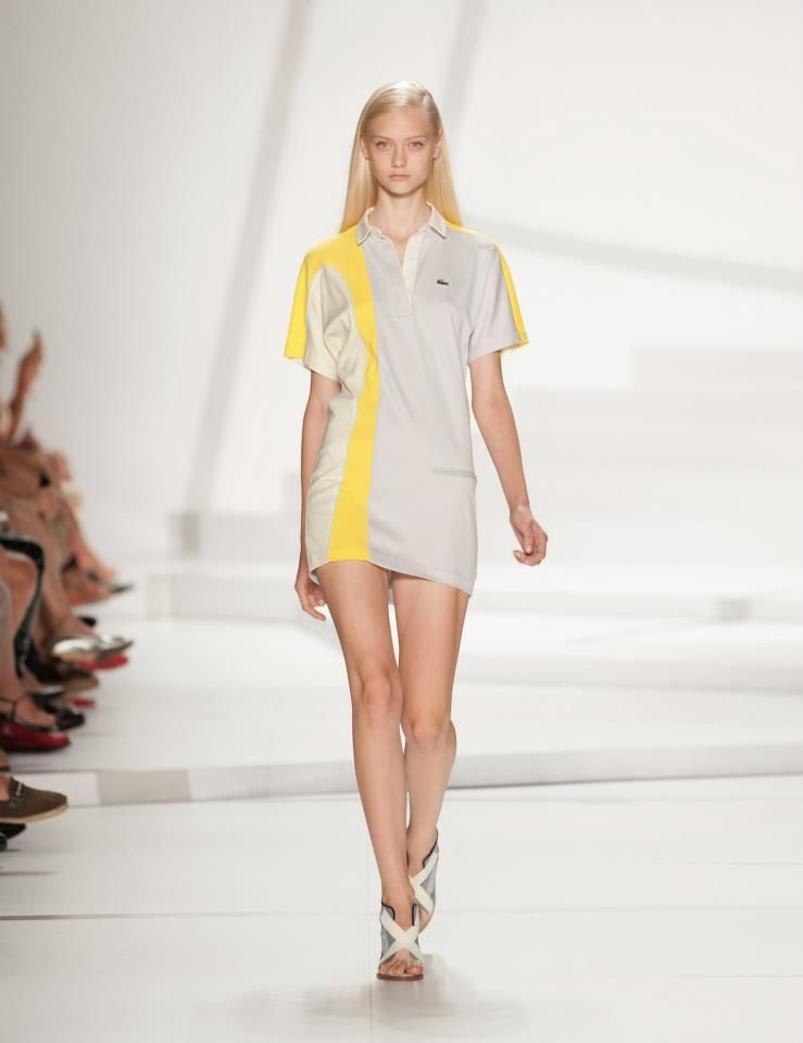 Lacoste Spring-Summer 2013 Collection.