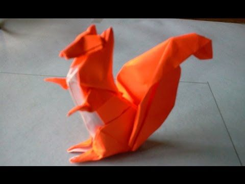 Origami for kids. Top 5 easy origami animals. #2 - YouTube | 360x480