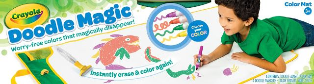 The Dragyns Lair Toy Fair Highlight Crayola Tfny Tf13 With Images Crayola Toys Crayola Doodles