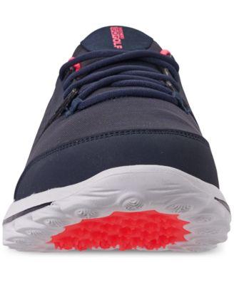 Skechers Women's GOWalk 2 Golf Sugar Golf Sneakers from