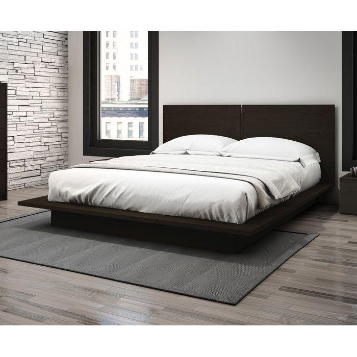 wholesale dealer bd2f2 74c07 Stellar Home Modena Queen Platform Bed You'll Love | Wayfair ...