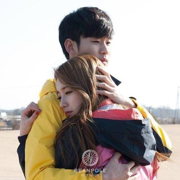 Kim Soo Hyun Suzy Wind Breaker 1 Beanpole