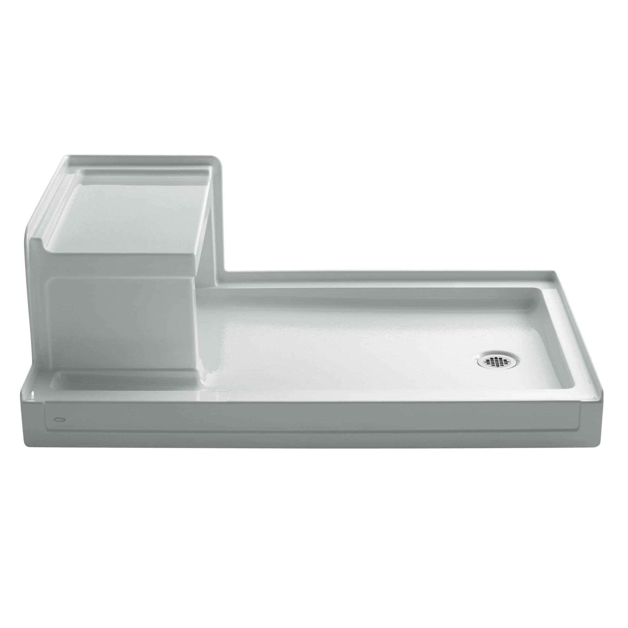 Tresham 60 X 36 Single Threshold Right Hand Drain Shower Base