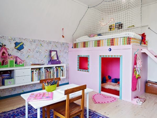 Colorful And Cozy Family Apartment... 3/4 BedsLoft ...