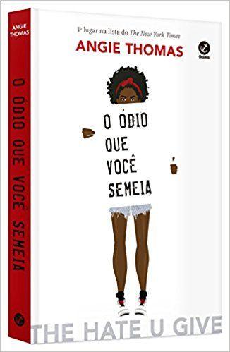 O Odio Que Voce Semeia Livros Na Amazon Brasil 9788501110817