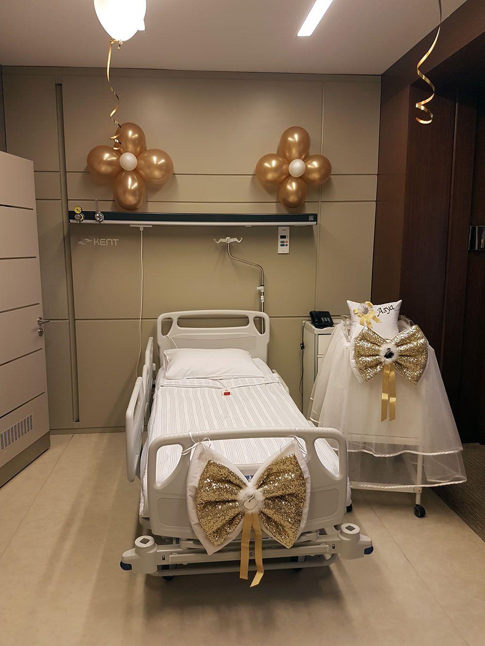 özel izmir kent hastanesi oda süsleme Genç odası