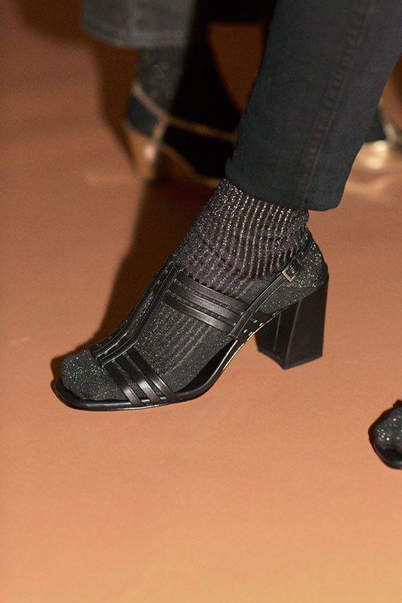 Maryam Nassir Zadeh Shoes Sale 40 Off Black Calf Rosa Sandal