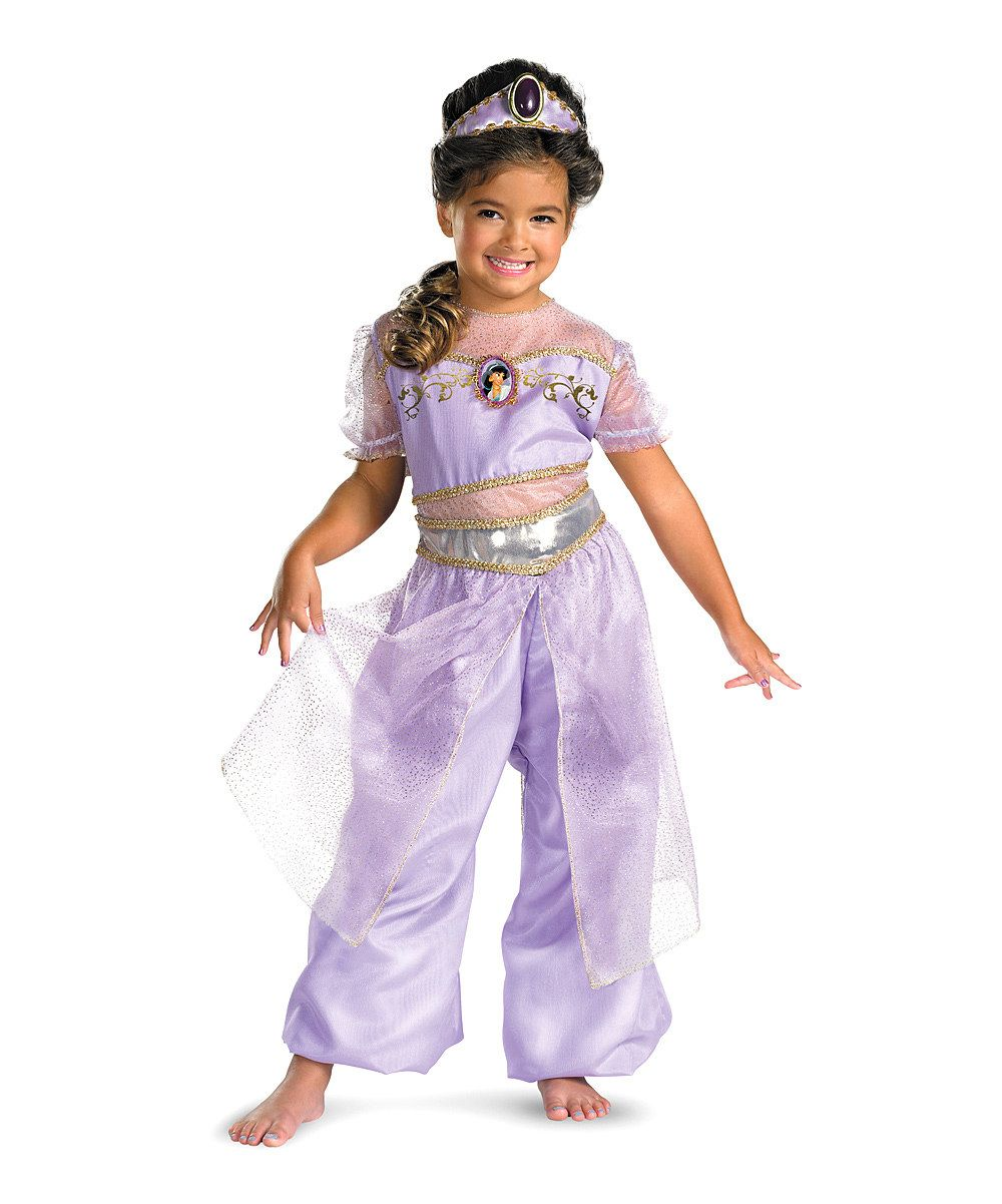 Disguise Lilac Jasmine Deluxe Dress-Up Set