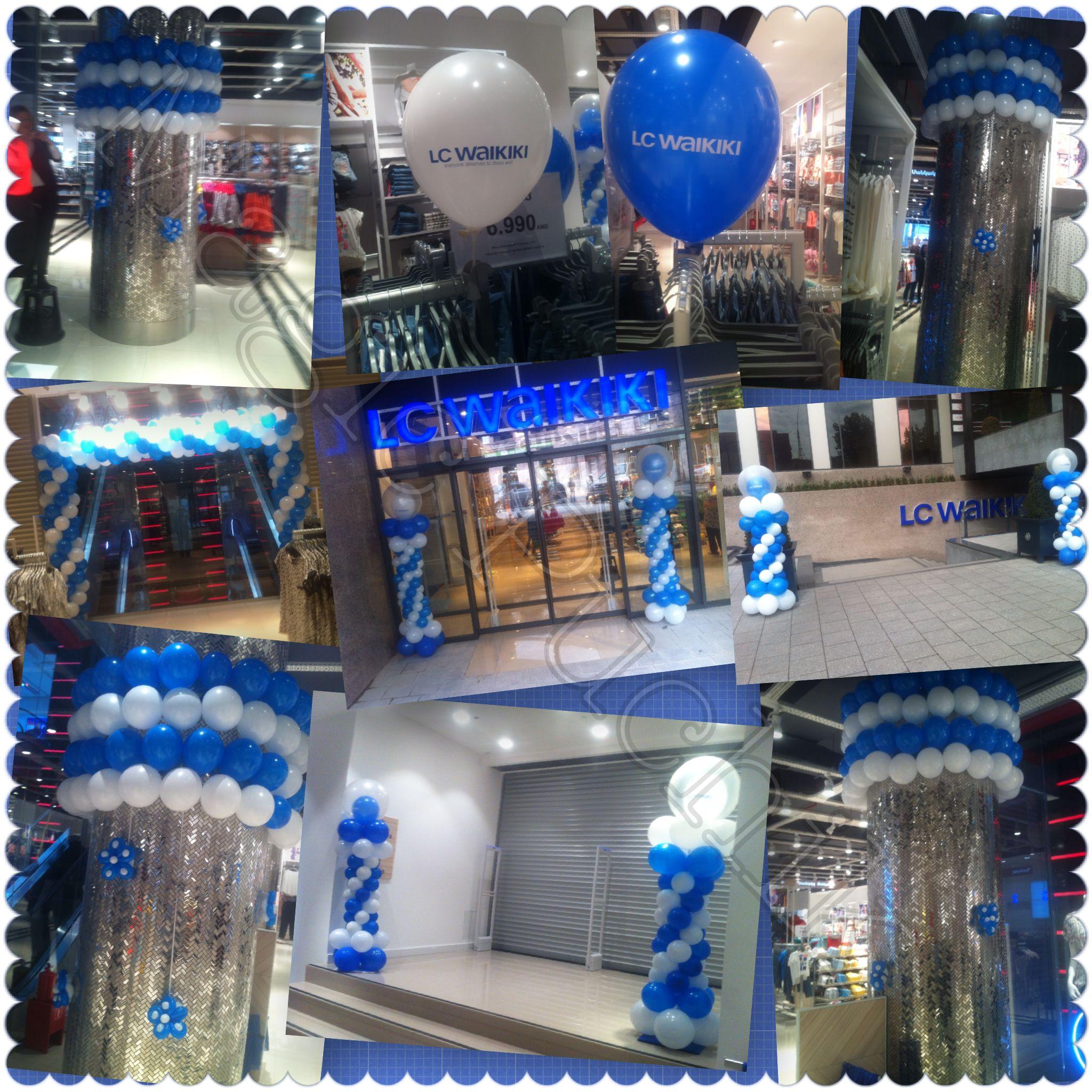cbcb216d777 New branch LC WAIKIKI opening day at Rossia Mall | Magic Puchik ...