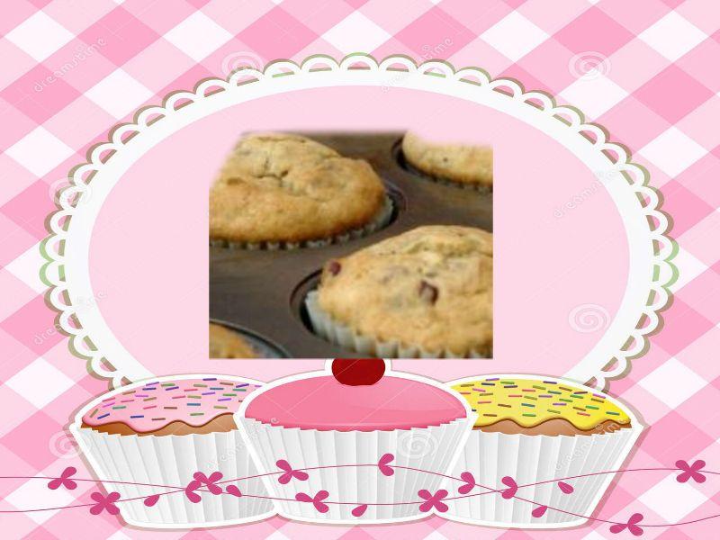 Banana & Chocolate chip muffin recipe of Danielle Joy - Recipefy