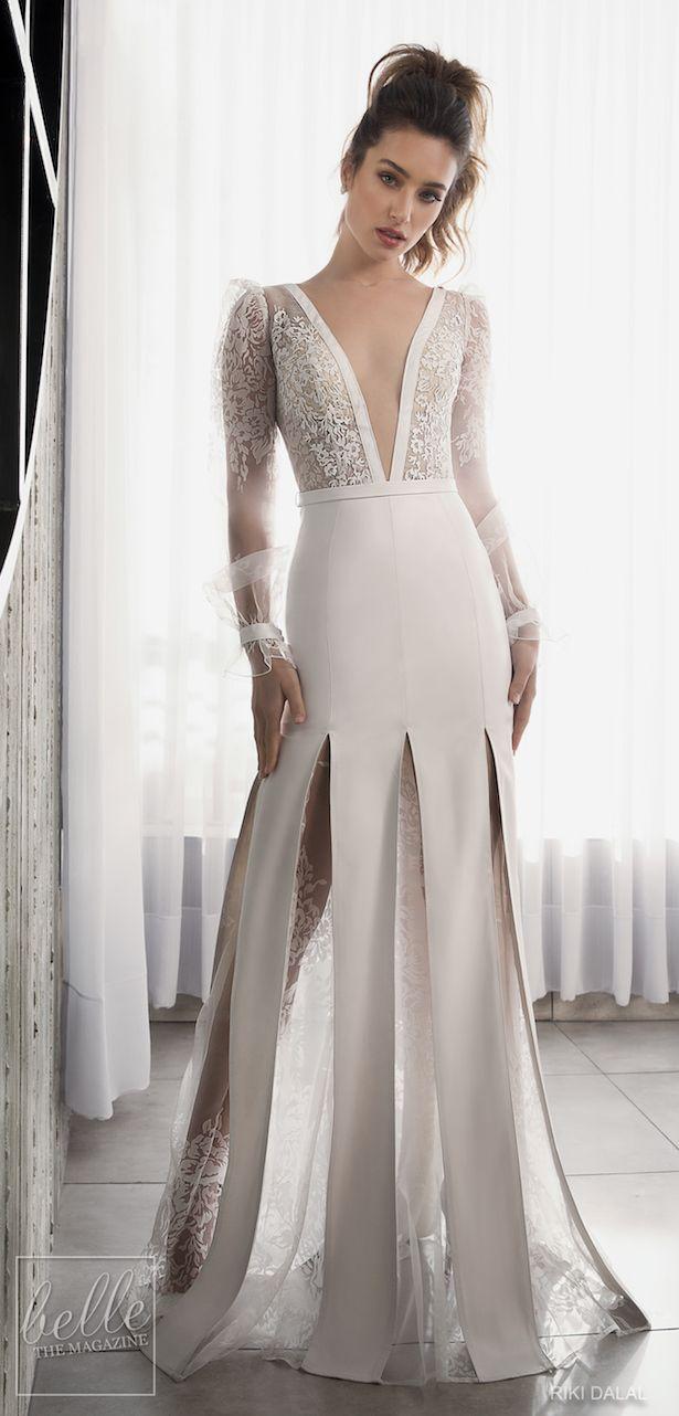 Riki dalal wedding dresses spring glamour bridal collection