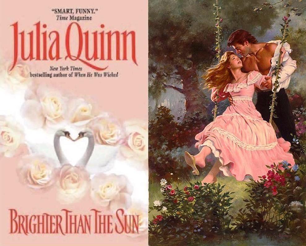 Julia Quinn - Brighter Than The Sun