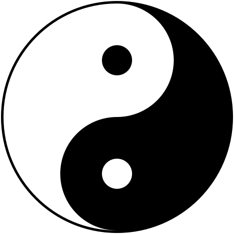 Market Research Work From Home Job Leads Ying Yang Symbol Yin