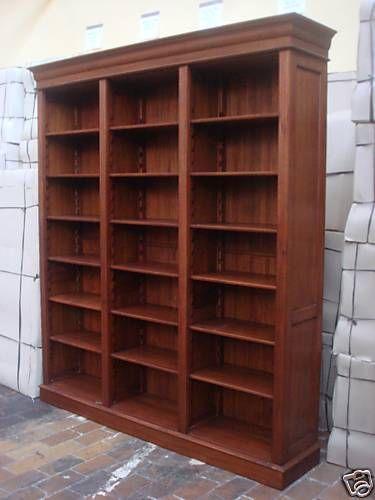 open boekenkast bibliotheek legplanken rangement livres