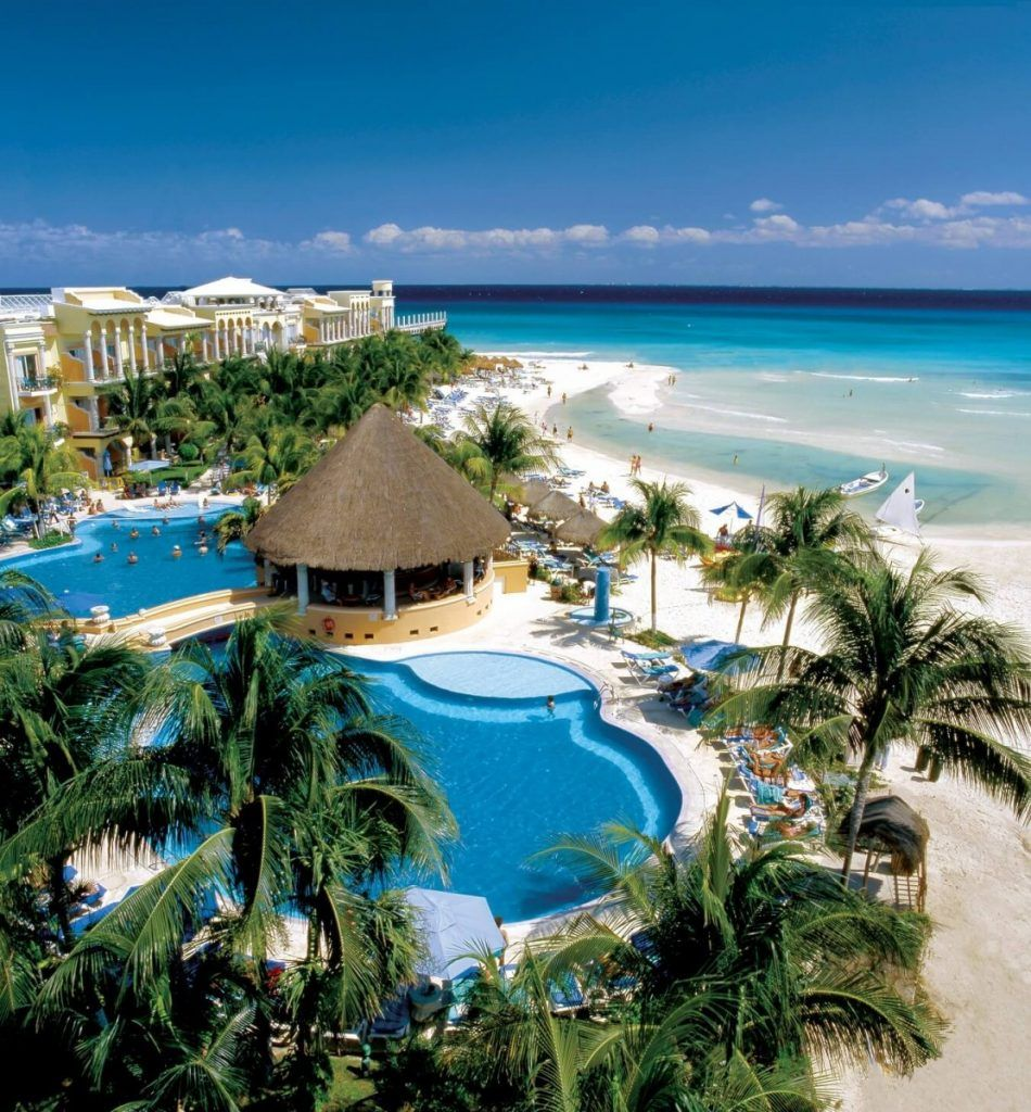 Here S How You Can Enjoy All The Luxury Amenities Of A 5 All Inclusive Hotel For A Fraction Of The Cost Of Staying There Cancun Hotels Resort Cancun Vacation