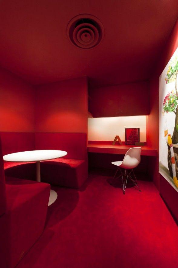 red room imagination design pinterest office interiors