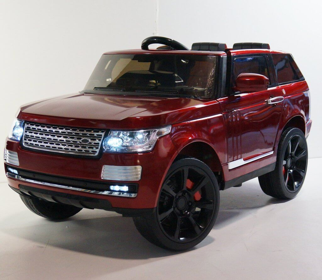 Range Rover Suv Kids 12v Ride On Car Two Seater W Parental Remote Mp3 Led Lights In 2021 Toy Cars For Kids Car Range Rover Supercharged