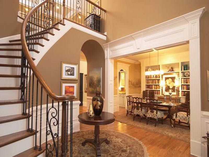 Entryway Paint Ideas foyer decorating ideas with royal design | decorating ideas