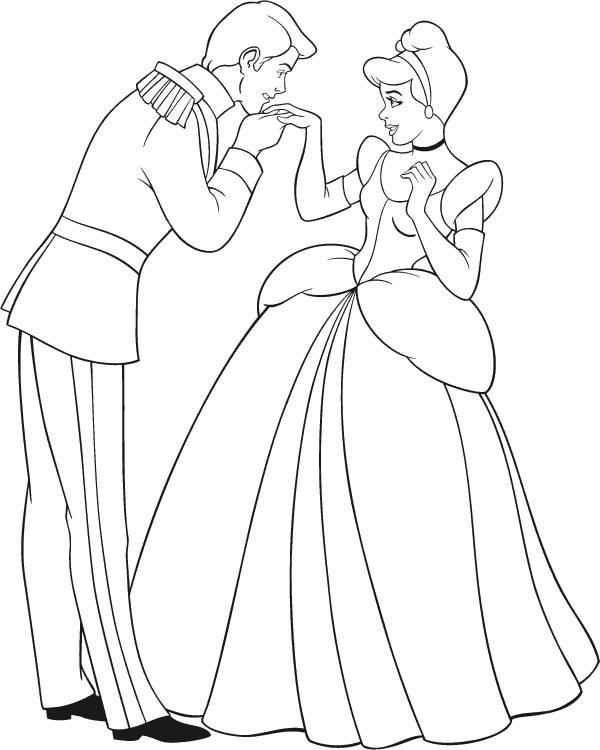 Pin By Jessica Pennington On Coloring Pinterest Cinderella