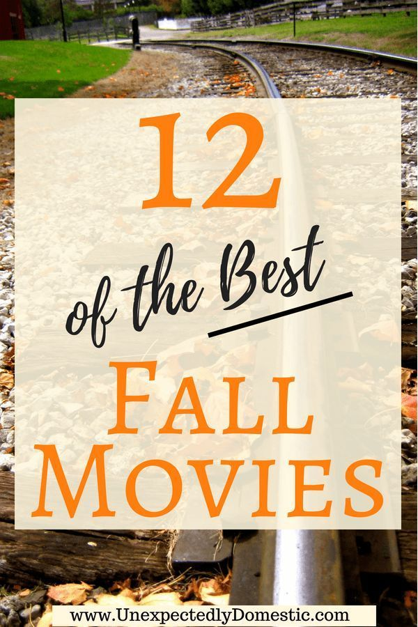 Best Fall Movies - The Ultimate List #moviestowatch