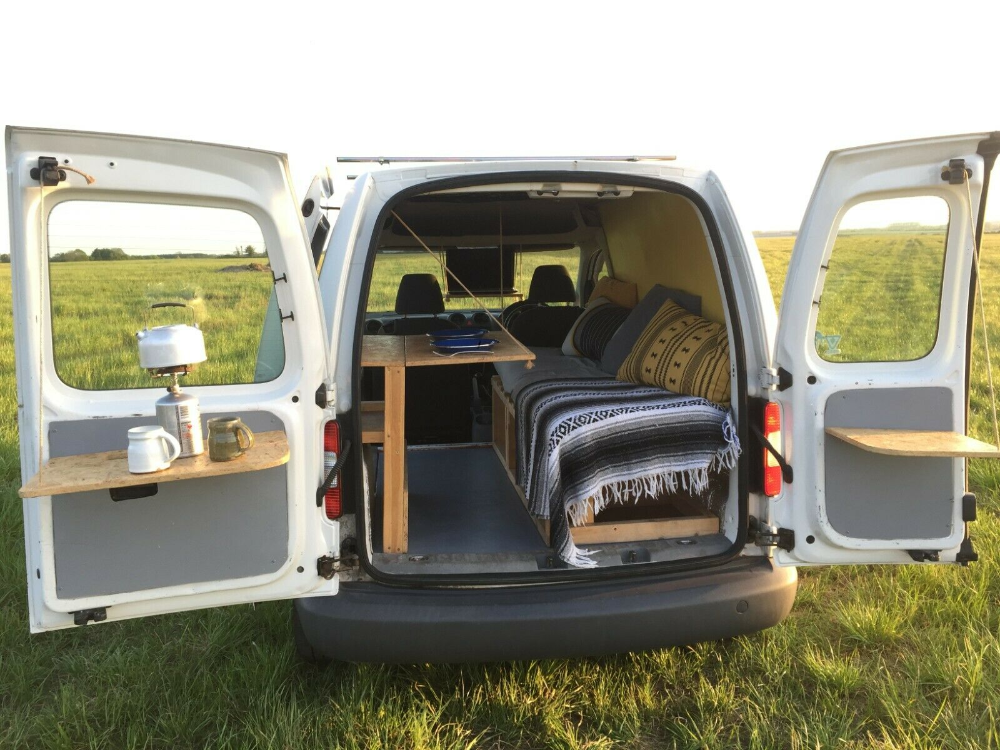 Photo of VW Caddy Campervan Conversion  | eBay
