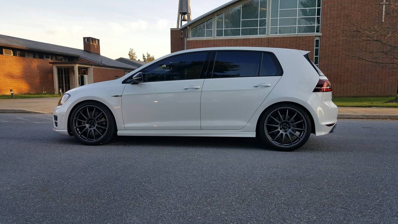 Official Oryx White Picture Thread Gti Vw Golf Gti Mk7