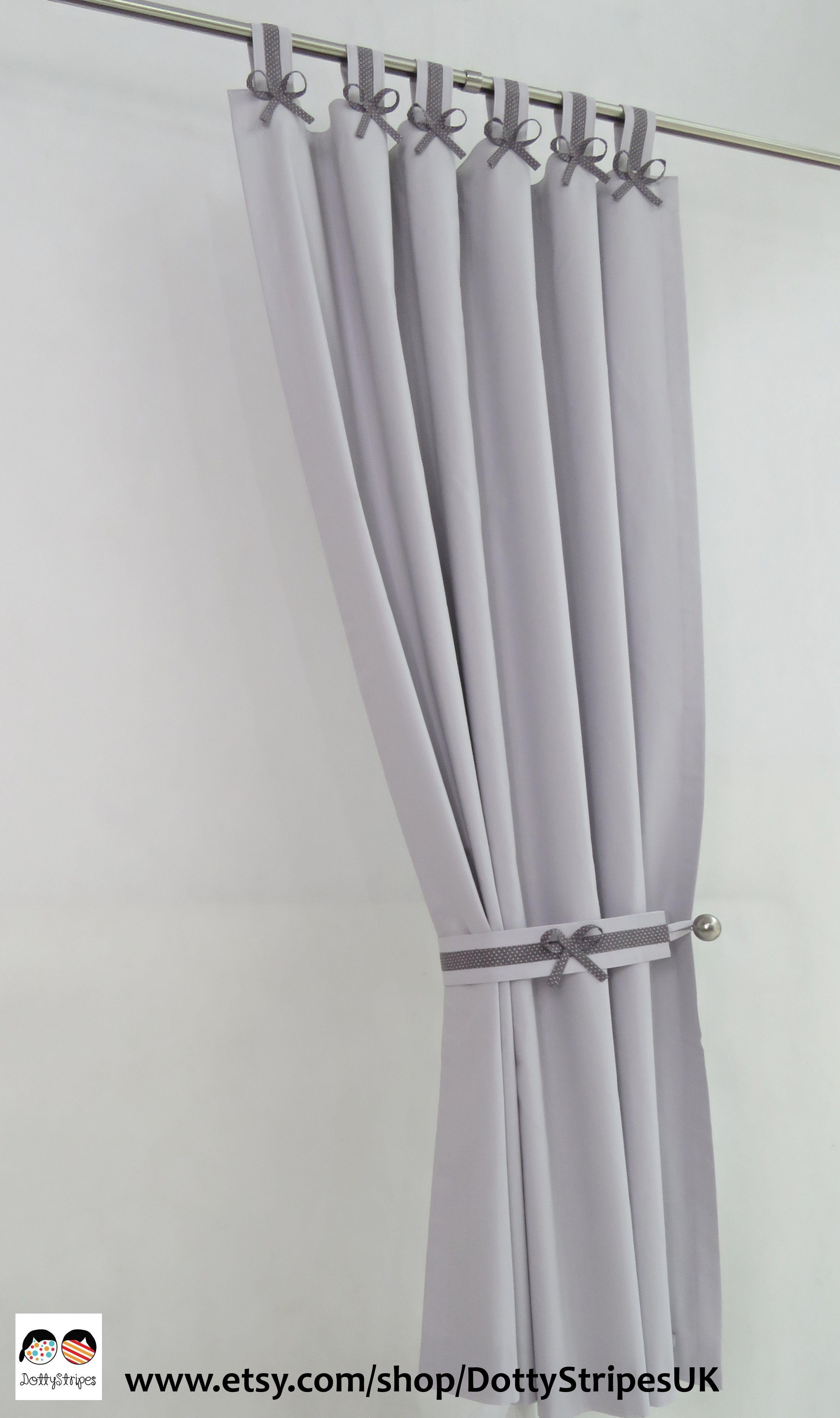 Curtain Panels Plum Colour Custom Sizes