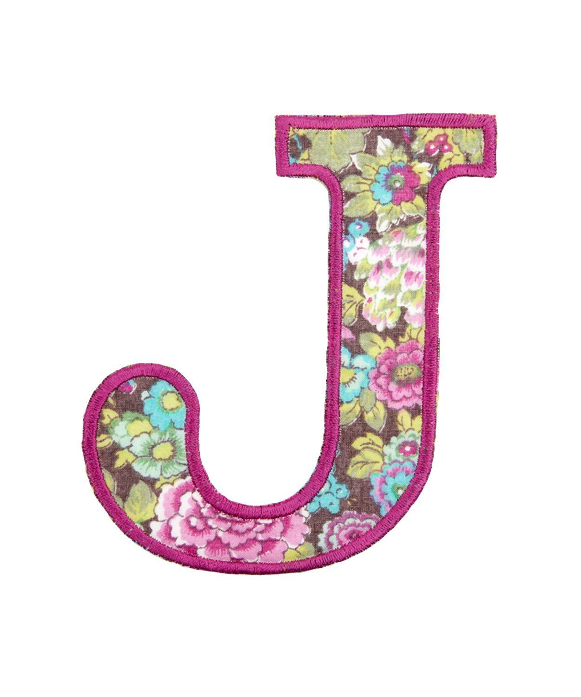 Letter J, Cool Lettering