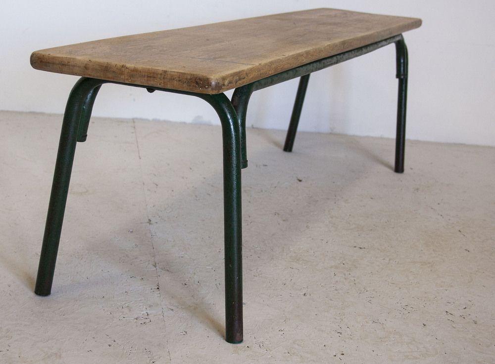 Vintage bankje 3 hoofdbord pinterest vintage - Traditioneel hoofdbord ...