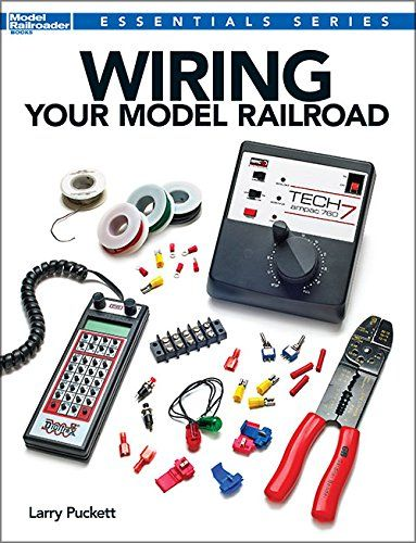 wiring your model railroad essentials by larry puckett provides rh pinterest com DCC Wiring for Ho Trains DCC Wiring Examples