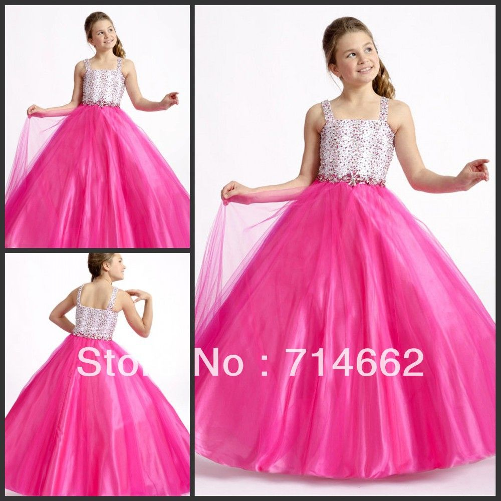 Looks - Evening kids gowns video