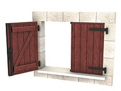 Fabricar contra ventanas campo rom n salguero pinterest - Hacer una ventana de madera ...