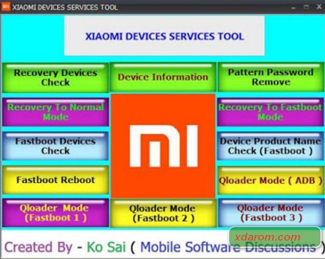 Xiaom i Devices Services Tool How to remove, Tools, Free